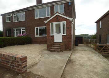 Thumbnail 3 bed semi-detached house to rent in Park View Road, Rotherham