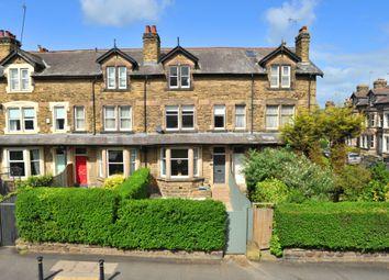Thumbnail 5 bed terraced house for sale in Kings Road, Harrogate