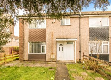Thumbnail 3 bedroom end terrace house for sale in Brignall Garth, Leeds