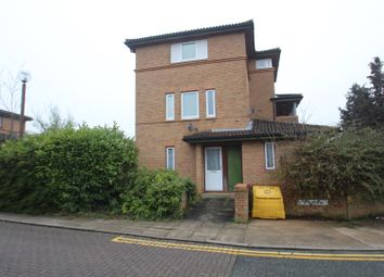 Thumbnail 1 bed maisonette for sale in Brill Place, Bradwell Common, Milton Keynes