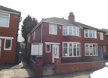 Thumbnail 4 bedroom semi-detached house for sale in Weld Road, Manchester, Greater Manchester