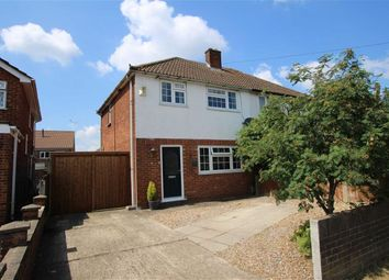 Thumbnail 3 bed semi-detached house for sale in Brooklands Drive, Leighton Buzzard