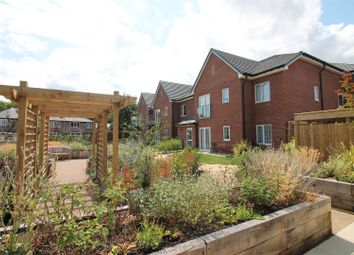 Thumbnail 3 bed flat for sale in Moorside Road, Urmston, Manchester