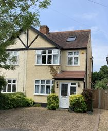 Thumbnail 3 bedroom detached house for sale in Telegraph Lane, Claygate, Surrey
