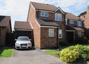 Thumbnail 3 bed link-detached house for sale in Mulberry Avenue, Stubbington, Fareham