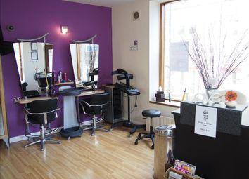 Thumbnail Retail premises for sale in Hair Salons BD22, Haworth, Bradford