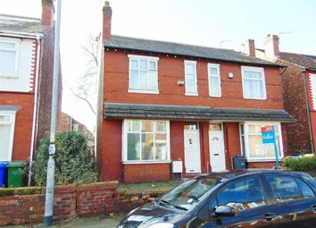 Thumbnail 3 bed semi-detached house for sale in Dorset Road, Levenshulme, Manchester