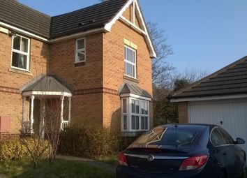 Thumbnail 3 bed detached house to rent in Mulberry Close, Rogerstone, Newport