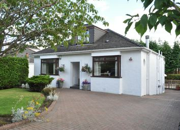 Thumbnail 4 bed bungalow for sale in South Mains Road, Milngavie, Glasgow