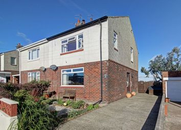 Thumbnail 3 bed semi-detached house for sale in Rake Lane, North Shields