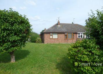 Thumbnail 3 bedroom semi-detached bungalow to rent in Cissbury Ring, Peterborough, Cambridgeshire.