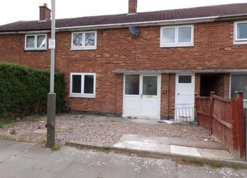 3 bed terraced house for sale in Runcorn Road, Eyres Monsell, Leicester, Leicestershire LE2