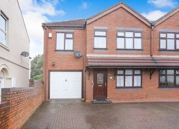 Thumbnail 4 bed semi-detached house for sale in Merridale Road, Merridale, Wolverhampton, West Midlands