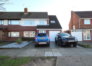 Thumbnail 4 bedroom semi-detached house for sale in Ashdown Way, Ipswich