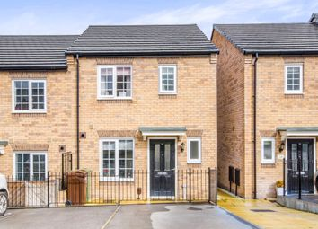 Thumbnail 3 bed end terrace house for sale in St James Road, Crigglestone, Wakefield
