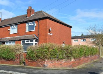 Thumbnail 2 bed town house for sale in School Road, Hollinwood, Oldham