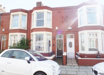 Thumbnail 3 bedroom terraced house for sale in Trevor Road, Walton, Liverpool
