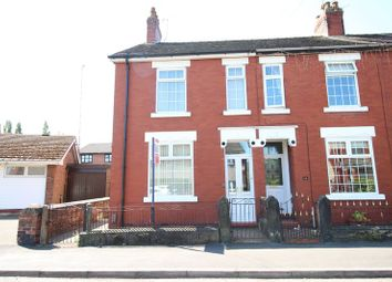 Thumbnail 3 bed semi-detached house for sale in Well Street, Biddulph, Staffordshire