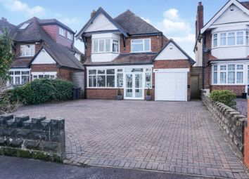 Alcester Road South, Birmingham B14. 3 bed detached house for sale
