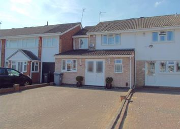 Thumbnail 3 bed semi-detached house for sale in Broxburn Close, Rushey Mead, Leicester, Leicestershire