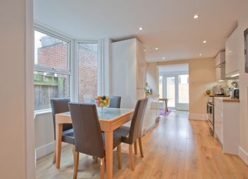 Thumbnail 3 bed terraced house to rent in Wroxton Road, London