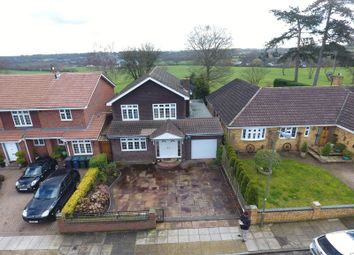 Thumbnail 4 bed detached house for sale in Rockways, Arkley