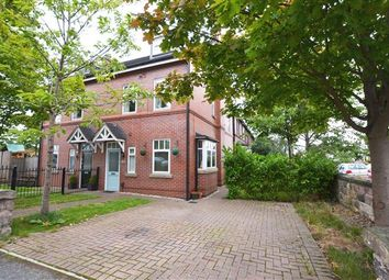 Thumbnail 4 bed semi-detached house for sale in Curzon Street, Basford, Newcastle-Under-Lyme