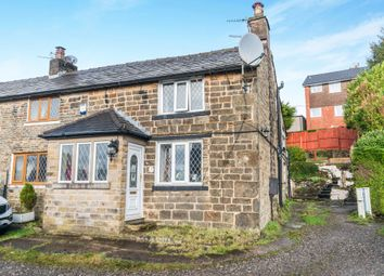 Thumbnail 3 bed terraced house for sale in Briggs Fold Cottages, Egerton, Bolton