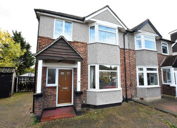 Thumbnail 3 bed semi-detached house for sale in Croyde Close, Sidcup
