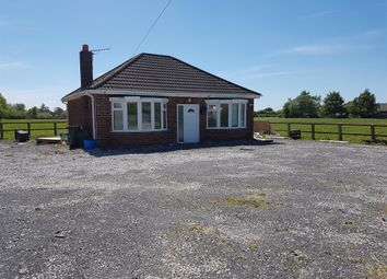 Thumbnail 1 bed detached bungalow for sale in Moss Road, Moss, Doncaster