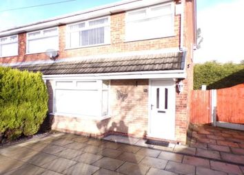 Thumbnail 3 bed semi-detached house for sale in Meadowcroft, St. Helens, Merseyside