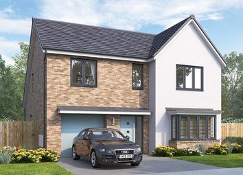 "Thumbnail 4 bed detached house for sale in ""The Overbury"" at Vigo Lane, Chester Le Street"