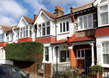 Thumbnail 4 bed terraced house for sale in Fircroft Road, London