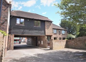 Thumbnail 1 bed flat for sale in 42A North Street, Emsworth