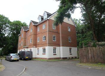Thumbnail 1 bed flat for sale in Seaweed Close Weston Lane, Southampton
