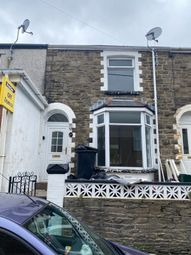 Thumbnail 3 bed terraced house to rent in Powell Street, Abertillery