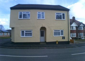 Thumbnail 1 bed flat to rent in Huntington Terrace Road, Cannock