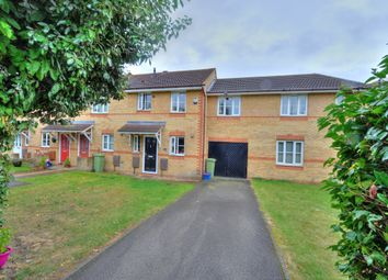 Thumbnail 3 bed terraced house for sale in Chicksands Avenue, Monkston, Milton Keynes