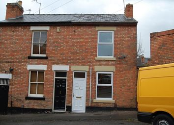 Thumbnail 2 bed terraced house to rent in Lower Eley Street, Derby