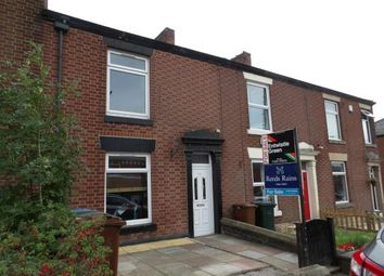 Thumbnail 2 bed terraced house for sale in Moor Road, Chorley, Lancashire, Uk