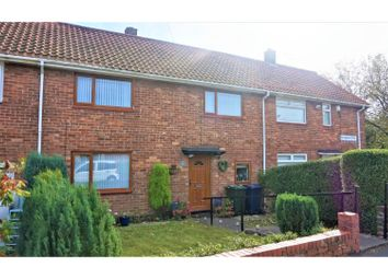 Thumbnail 3 bed terraced house for sale in Beetham Crescent, Newcastle Upon Tyne