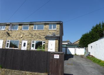 Thumbnail 3 bedroom end terrace house to rent in Ling Bob, Pellon, Halifax