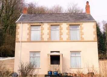 Thumbnail 3 bedroom detached house for sale in Glynneath Road, Neath
