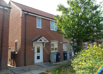 Thumbnail 2 bed semi-detached house to rent in Curtis Drive, Coningsby