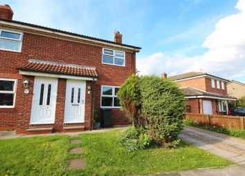 3 bed semi-detached house for sale in Westfield Road, North Duffield, Selby YO8