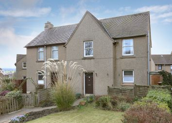Thumbnail 3 bed semi-detached house for sale in 35 Aberlady Road, Haddington