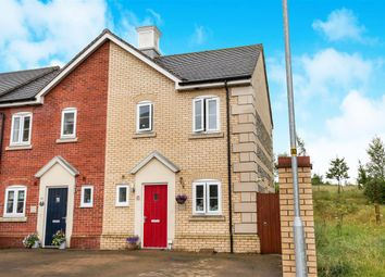 Thumbnail 2 bed end terrace house for sale in Woodbury Rise, Salisbury