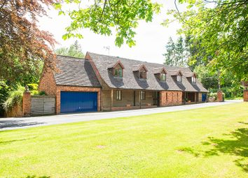 Thumbnail 6 bed barn conversion for sale in Great Witley, Worcester