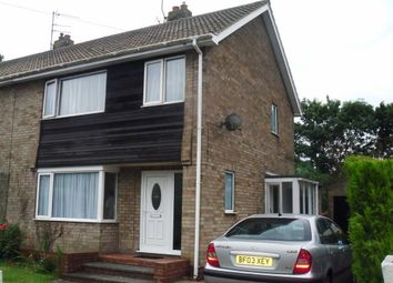 Thumbnail 3 bed semi-detached house to rent in Tranmere Park, Hornsea, East Yorkshire