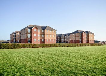 Thumbnail 2 bed flat for sale in Twickenham Close, Swindon